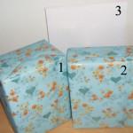 Die Pakete der Gewinner :3